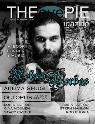 The Eye Pie magazine - issue 05 - tattoo edition
