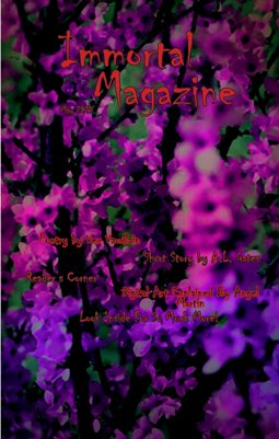 Immortal Magazine May 2015