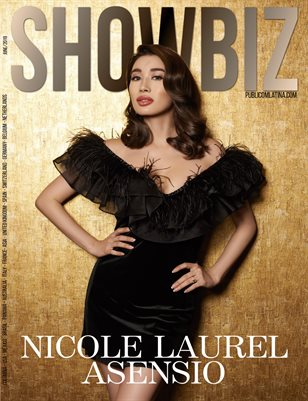 SHOWBIZ Magazine - June/2019 - Issue #16