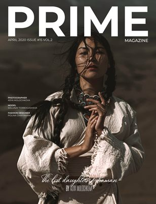 PRIME MAG April Issue#15 vol2