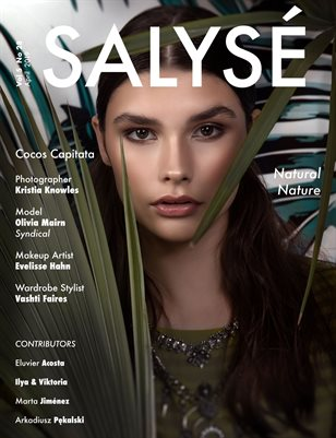 SALYSÉ Magazine | Vol 5 No 28 | April 2019 |