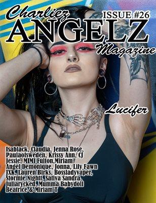 Charliez Angelz Issue #26 - Lucifer