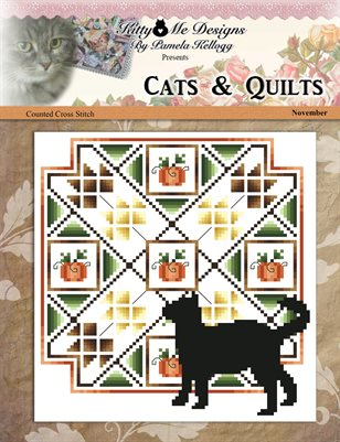 Cats And Quilts November