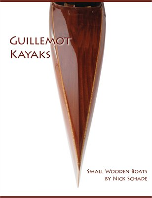 Guillemot Kayaks Custom Boats 2011