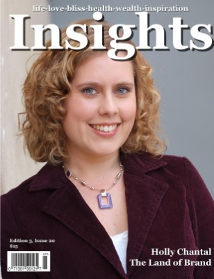Insights featuring Holly Chantal