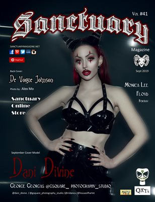 Sanctuary Magazine Vol #41