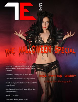 TE Halloween Special cover 4