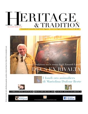Heritage & Tradition Magazine 1/3 2018