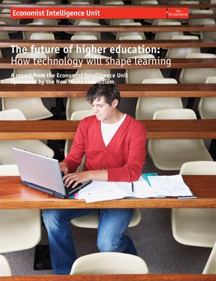 Future of Higher Education: How Technology Will Shape Learning