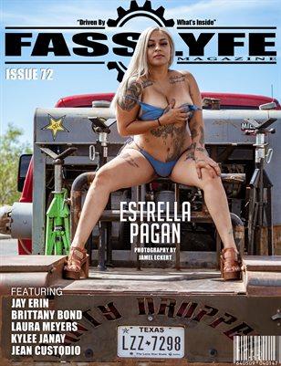 FASS LYFE ISSUE 72 FT. ESTRELLA PAGAN