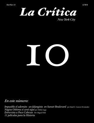 La Crítica New York City 10