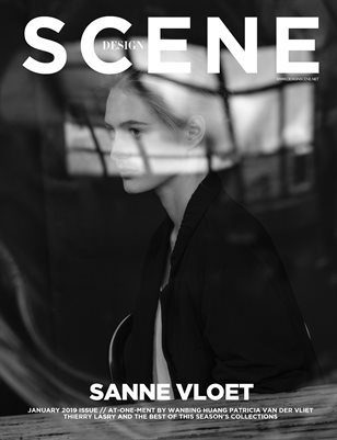 DESIGN SCENE 028 VOL II - SANNE VLOET - JANUARY 2019