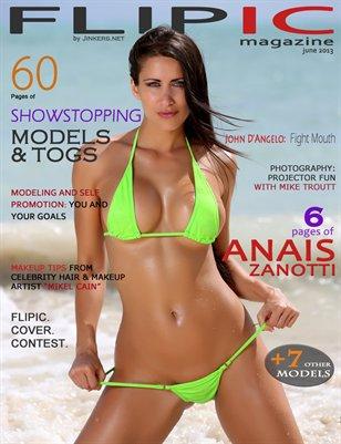 FLIPIC MAGAZINE, June 2013
