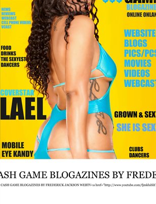 CASH GAME BLOGAZINES BY FREDERICK JACKSON WEBTV