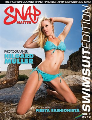 Snap Matter - 2012 Swimsuit Edition VOL2