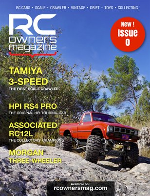 RC Owners Magazine - Issue 0 - English Version