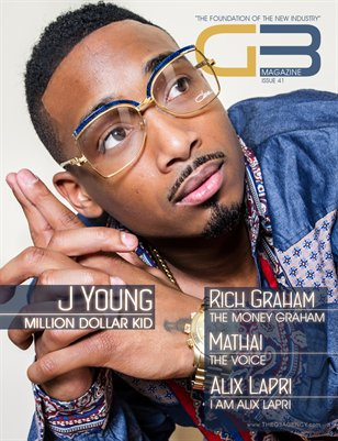G3 Magazine Issue 41 (J Young Cover)