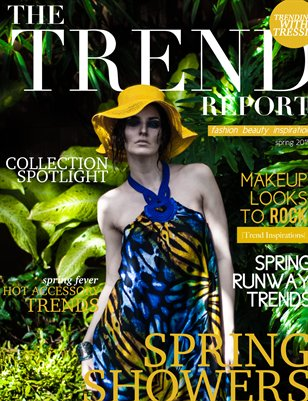 The Trend Report - Spring 2015
