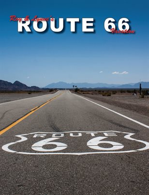 Roy & Lynne's Route 66 Vacation