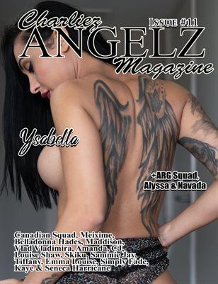 Charliez Angelz Issue #11 - Ysabella