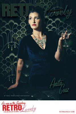 Anita Cruz Cover Poster