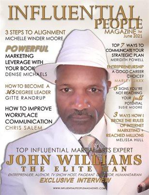 Influential People Magazine June 2021