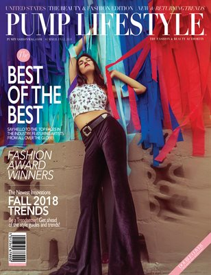 PUMP Lifestyle - The Beauty & Fashion Edition | October 2018 | Vol.11