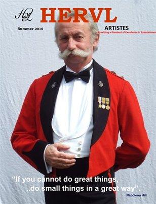 HervL Artistes' Magazine - Summer 2015