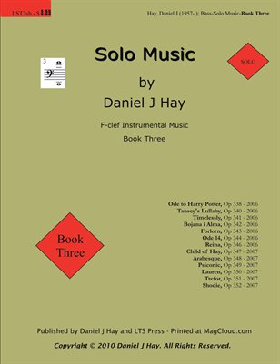 Solo - Bass - Book Three