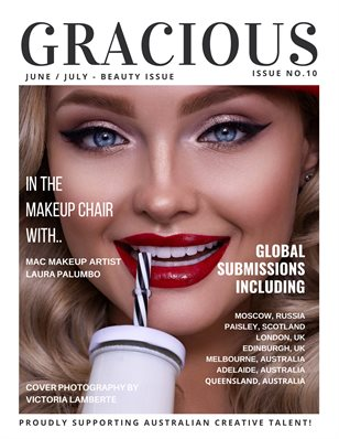 Gracious Issue 10: The Beauty Edit