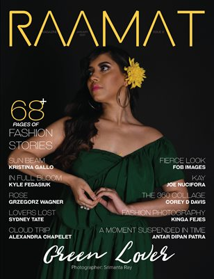 RAAMAT Magazine January 2021 Issue 8