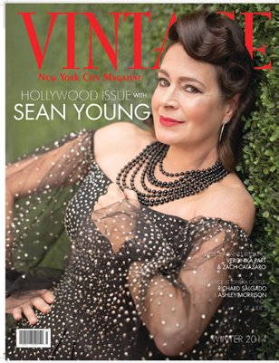 HOLLYWOOD ISSUE with SEAN YOUNG winter 2014