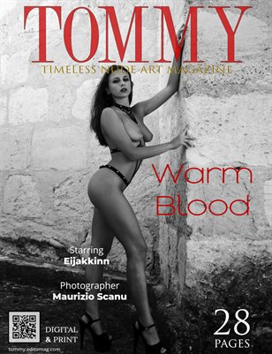 Eijakkinn - Warm Blood - Maurizio Scanu
