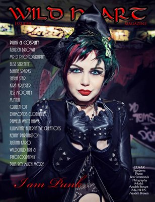 I AM PUNK - WILD HEART Magazine