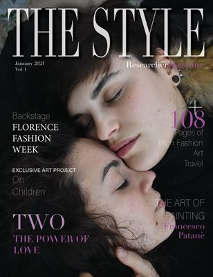 THE STYLE RESEARCHER January 2021 Vol. 1