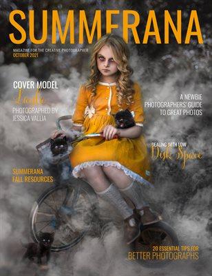 Summerana Magazine   October 2021