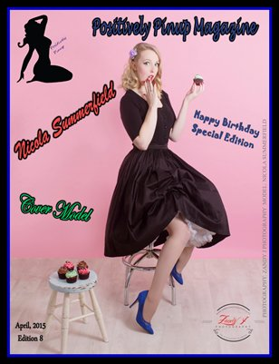 Positively Pinup Happy Birthday Edition