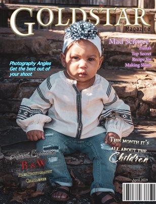 Goldstar Magazine (April 2019) Kids Addition