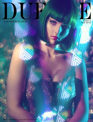 Duende Magazine _ Issue 9 _ Light and Dark ALT COVER 1