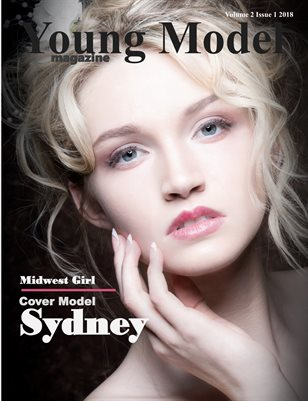 Young Model magazine Issue 1 Volume 2 2018