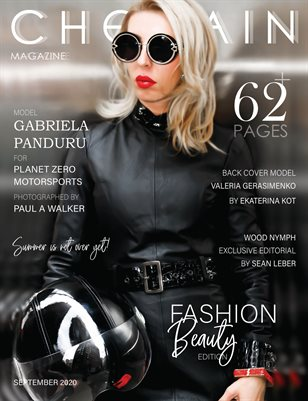 CHOVAIN Magazine - FASHION & BEAUTY Edition | ISSUE 05 | SEPTEMBER 2020