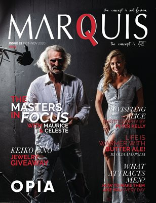 MARQUIS 25 October-November 2020