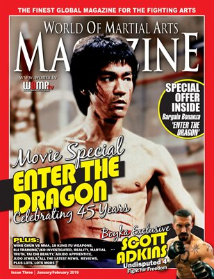 World of Martial Arts Magazine Jan / Feb