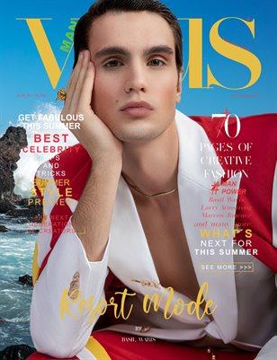 VOUS Magazine | The Man Edition | Vol.1 | June 2021