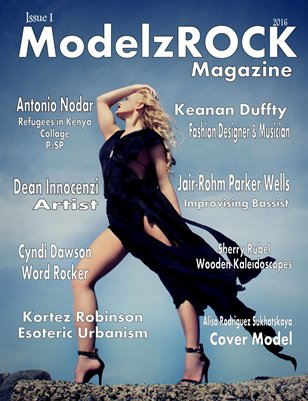 ModelzROCK Magazine 2016 Issue I
