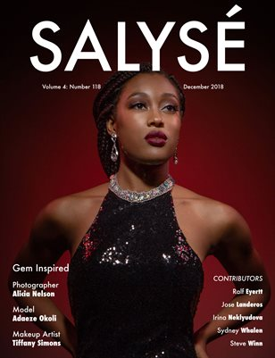 SALYSÉ Magazine | Vol 4 : No 118 | December 2018