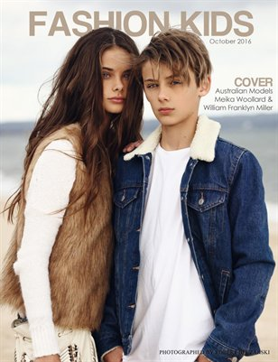 FASHION KIDS MAGAZINE | October Issue