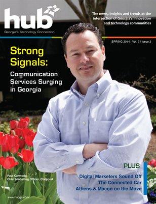 HUB Magazine Spring 2014