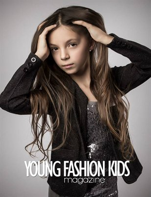 Young Fashion Kids Magazine - Issue 1