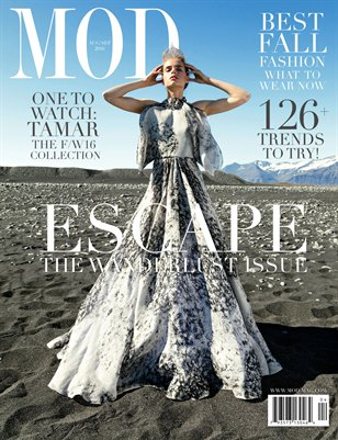 MOD Magazine: Volume 5; Issue 4; The Wanderlust Issue